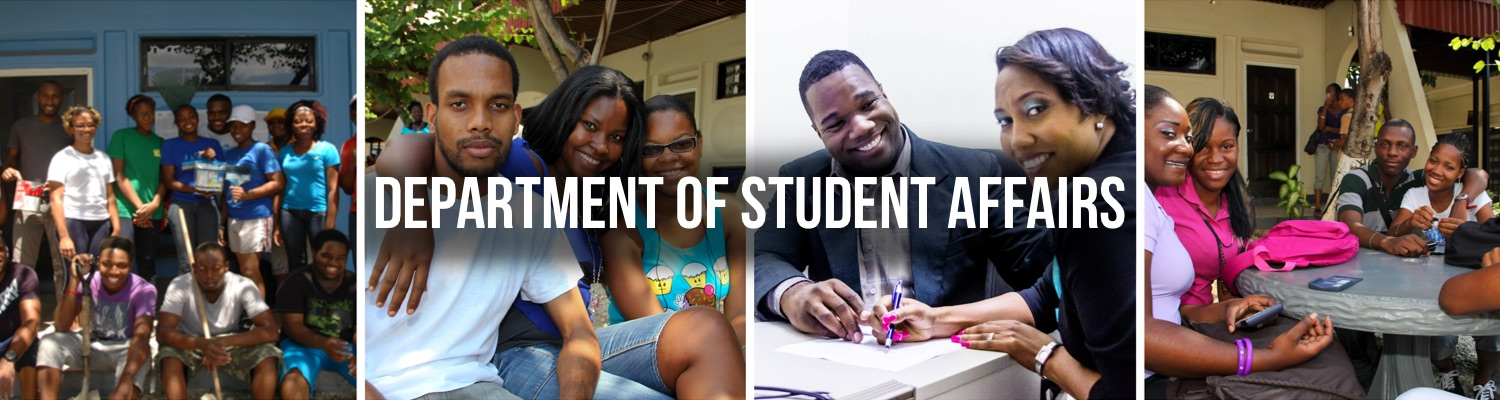 Visit the Department of Student Affairs
