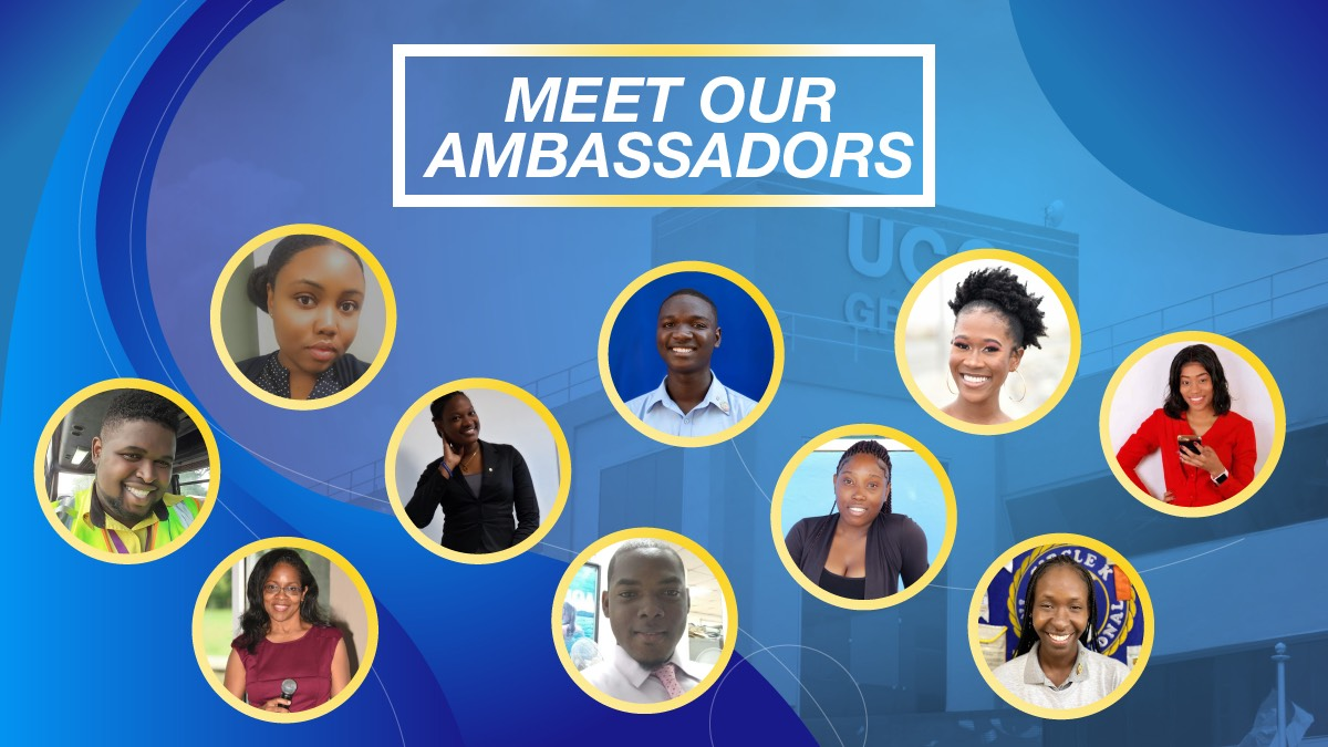 Meet our Student Ambassadors