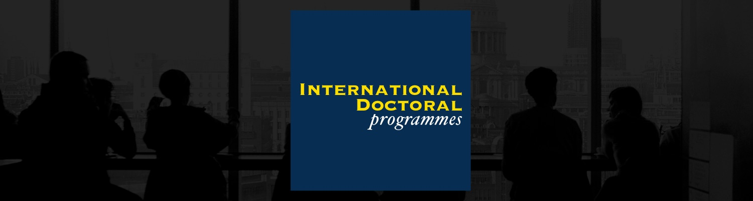 More on our doctoral programmes
