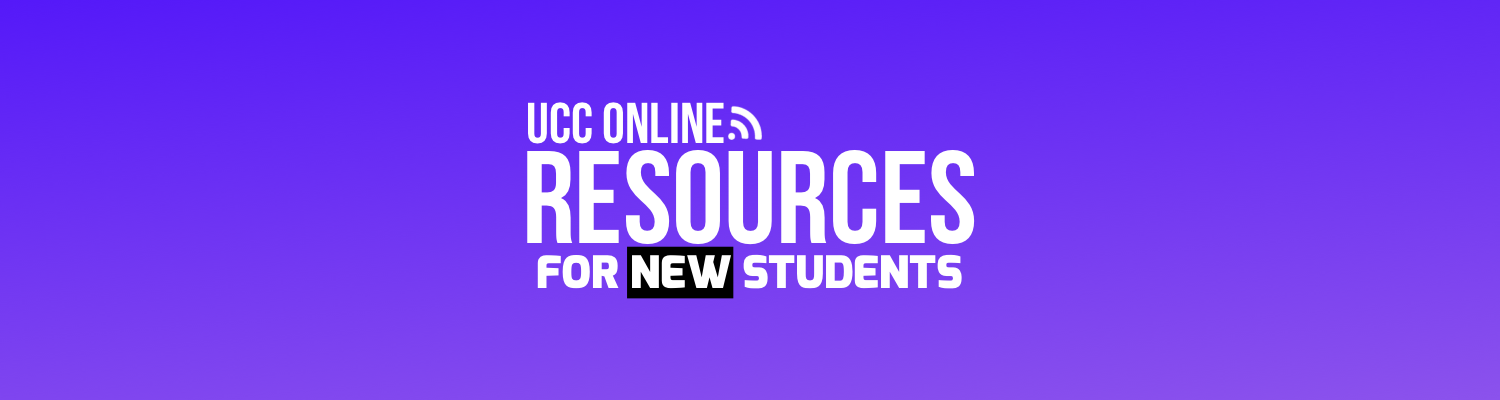 Resources for New Students