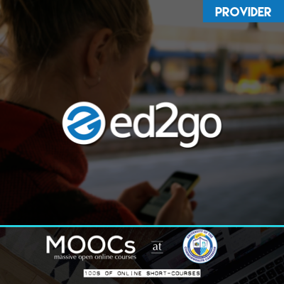 ed2go - visit for list of courses available online.