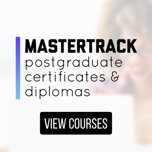 MasterTrack Postgraduate Certificates and Diplomas